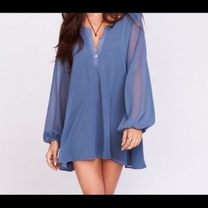 NWT Show Me Your MuMu Jamie Tunic